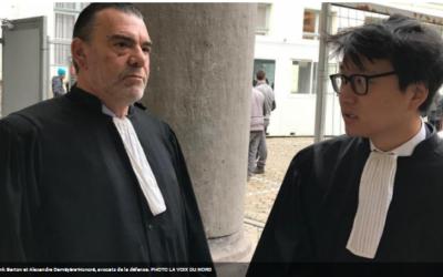 Cour d'assises du Nord: Fusillade de Moulins : Douze ans de réclusion criminelle pour avoir tiré à l'arme de guerre sur un étudiant